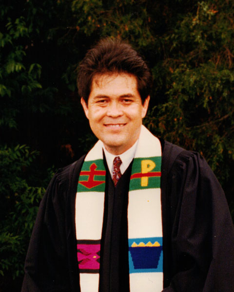 Rev. Gutierrez photo