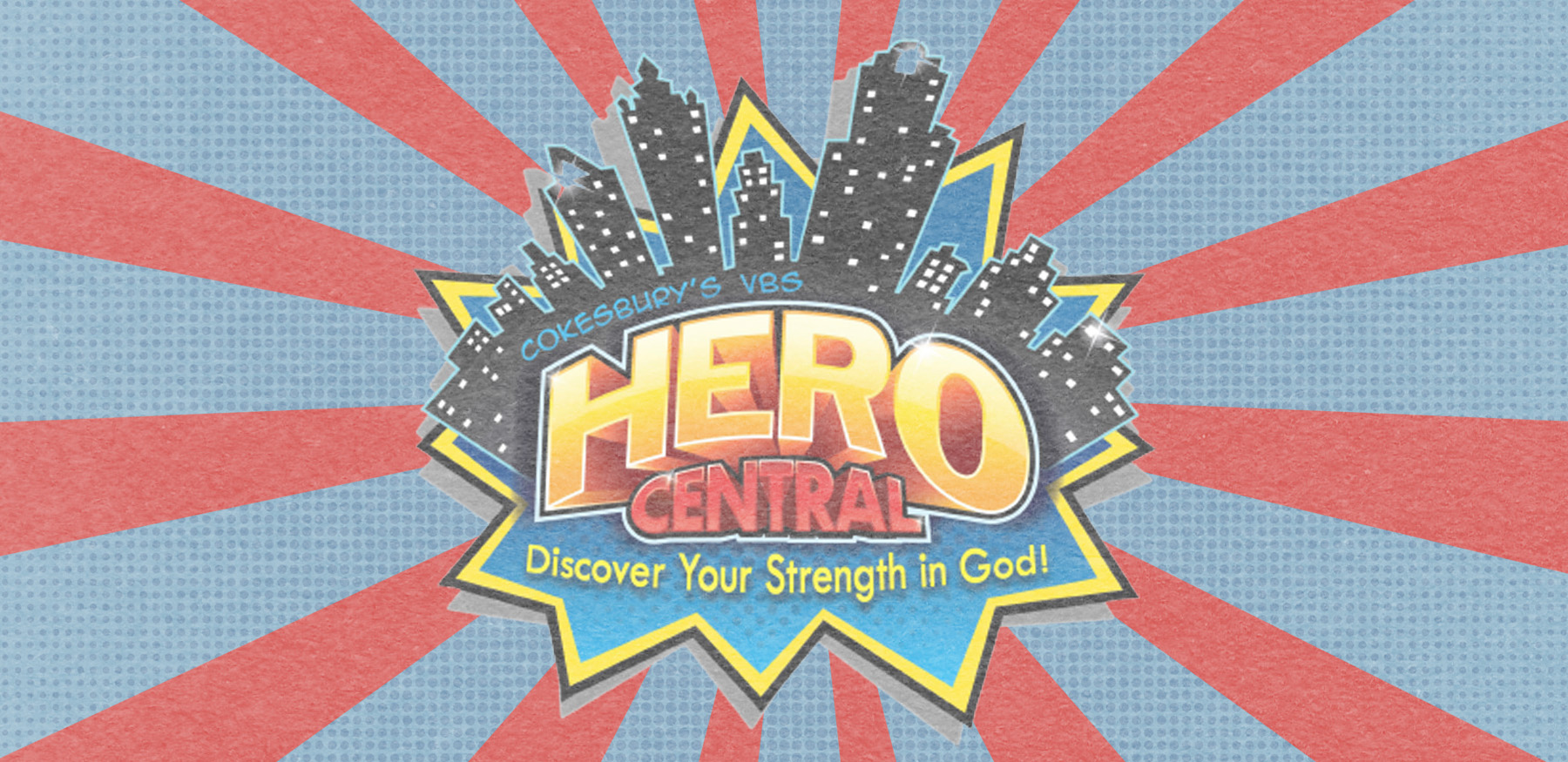 VBS 2017: Hero Central